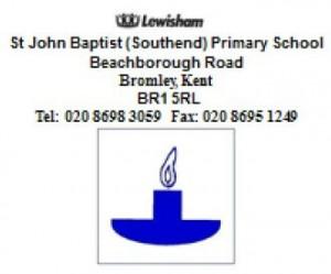 St John Baptist logo