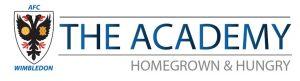 afc-wimbledon-academy-logo