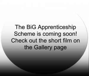 BiG Apprenticeship Scheme